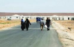 ثلاث اصابات بمرض الحصبة بمخيم الازرق للاجئين السوريين