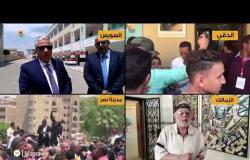 مصر في اللجنة..مواطنون ووزراء وفنانون تجمعهم طوابير الاستفتاء لليوم الثاني