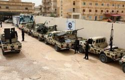 سماع دوي انفجارات ونيران مدافع مضادة للطائرات في العاصمة الليبية