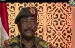 """البرهان: عثرنا على أكثر من 7 ملايين دولار بإقامة """"البشير"""" ونشكر مصر على الدعم"""