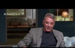 """صاحبة السعادة - الفنان محمود حميدة يكشف الجدال والخلاف على ظهوره في مسلسل """"الأب الروحي"""""""