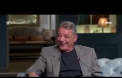"""صاحبة السعادة - محمود حميدة: علاقتي بأحفادي """"مسخرة"""" .. وأهاليهم بيقولوا إني ببوظهم"""
