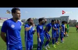 محمد صلاح يتحدث عن موقفة مع نادي مصر عندما كان متأخراً بفارق 9 نقاط