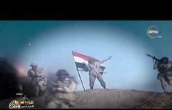 الأخبار - احتفال مصر بالذكرى الـ 37 لتحرير سيناء