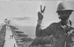 في ذكرى التحرير.. المتحدث العسكري ينشر فيديو يؤكد على تواصل عطاء الجيش في الحرب والسلام