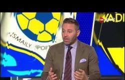حازم إمام: وادي دجلة أفضل فريق يلعب كرة بالدوري المصري