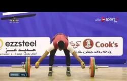 المغربي محمد مولابي يفشل في رفع وزن 100 كجم بالبطولة الأفريقية لرفع الأثقال