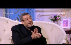السفيرة عزيزة - شامخ الشندويلي : مصطفى الشندويلي أصبح معلمي وكان صعب عليا وفاته