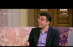 السفيرة عزيزة - فداء الشندويلي : إتعلمت من والدي ( مصطفى الشندويلي ) فكرة الكتابة بشكل عام
