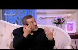 السفيرة عزيزة - شامخ الشندويلي : سبب نجاح برامج المقالب إن المقلب بيحصل في الفنانين