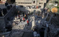 الجيش الاسرائيلي ينفي قتله سيدة حامل وطفلتها في غارة على غزة