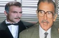8مايو 2002...وفاة الفنان أحمد مظهر فارس السينما الذي بكى على الهواء في أواخر عمره بسبب حديقة فيلته