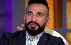 تحرير محاضر ضد أحمد سعد لهذا السبب