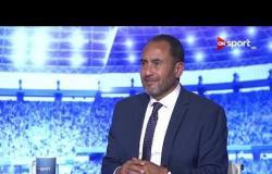 تصريحات مدحت وردة نجم كرة السلة عن ابنه عمرو وردة لاعب المنتخب