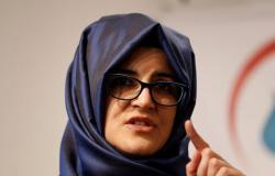 """دعوة من """"المرأة القوية""""... صورة تكشف ما تفعله خطيبة خاشقجي بعد مهاجمتها السعودية"""