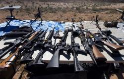 إحباط تهريب سلاح من الأردن للضفة