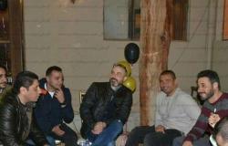 """عمرو دياب يدعم دينا الشربيني ويزور كواليس تصوير """"زي الشمس"""