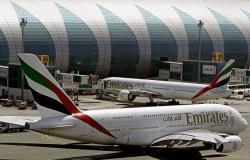 الحوثيون يبثون فيديو لاستهداف منشآت في مطار أبو ظبي بطائرة مسيرة
