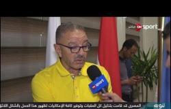 لقاءات مع طلعت يوسف ونائب رئيس الاتحاد وحديث عن أحوال النادي في الفترة الحالية