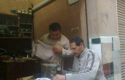 عم حسن الشربيني يعترف بتورطه في حب مصر الي رئيس جمعية السواقي