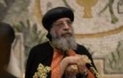 """البابا توضروس: مرسي لم يطلب وساطتي لدى إثيوبيا لحل أزمة """"النيل"""""""