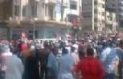 """""""تنسيقية 30 يونيو"""" بدمياط: نحترم بيان الجيش.. ويجب عزل """"مرسي"""""""