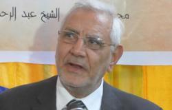 """استقالة أمين مساعد """"مصر القوية"""" بالفيوم اعتراضا على تصريحات أبوالفتوح"""