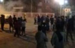 """أنصار المعزول يحاصرون مركز شرطة """"أبنوب"""" بأسيوط"""