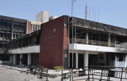 12.5 مليون جنيه لأعمال الترميم والإحلال بديوان عام محافظة بنى سويف