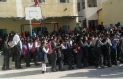 10% نسبة إقبال طلبة قرى المواجهات بسيناء على الدراسة اليوم