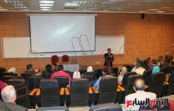 أحمد زويل يوجه كلمة مسجلة لطلاب وأولياء أمور الجامعة لطمأنتهم المدينة
