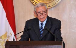 محمود فوزى متحدثًا للجنة تعديل قانونى مجلس النواب والحقوق السياسية