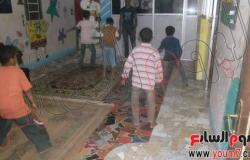 """جمعية """"رسالة"""" تفتتح أول مركز استقبال نهارى لأطفال الشوارع بالدقهلية"""