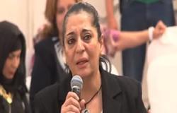 """بالفيديو.. سيدة لـ""""السيسى"""": """"أنا ابنى مات ومش طالبة منك غير الأمان"""""""