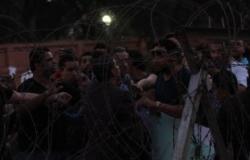 """جامعة الأزهر: اشتباكات طلاب الإخوان مع الأمن اليوم """"حلاوة روح"""""""