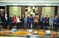 """وفد من شباب الأعمال يُشارك فى حفل تنصيب """"السيسى"""" رئيسًا للجمهورية"""
