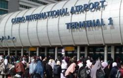 استمرار توافد المصريين العائدين من ليبيا على متن طائرات مصر للطيران