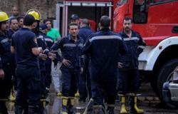 السيطرة على حريق محدود داخل مستشفى الطلبة بالجيزة