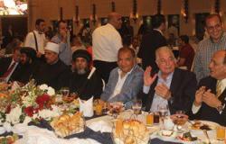 محافظ جنوب سيناء وقيادات أمنية ودينية فى إفطار الوحدة الوطنية