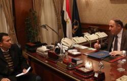 ضبط صاحب شركة فى حلوان هارب من 180 حكما بمجموع 150 سنة سجن