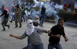 """مواجهات عنيفة بين شباب قرية """"نحالين"""" جنوب الضفة المحتلة وجنود الاحتلال"""