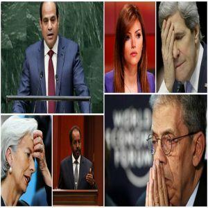 بالفيديو.. 6 لقطات أثارت الجدل في اليوم الأول للمؤتمر الاقتصادي