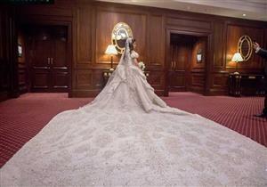 فستان صممه