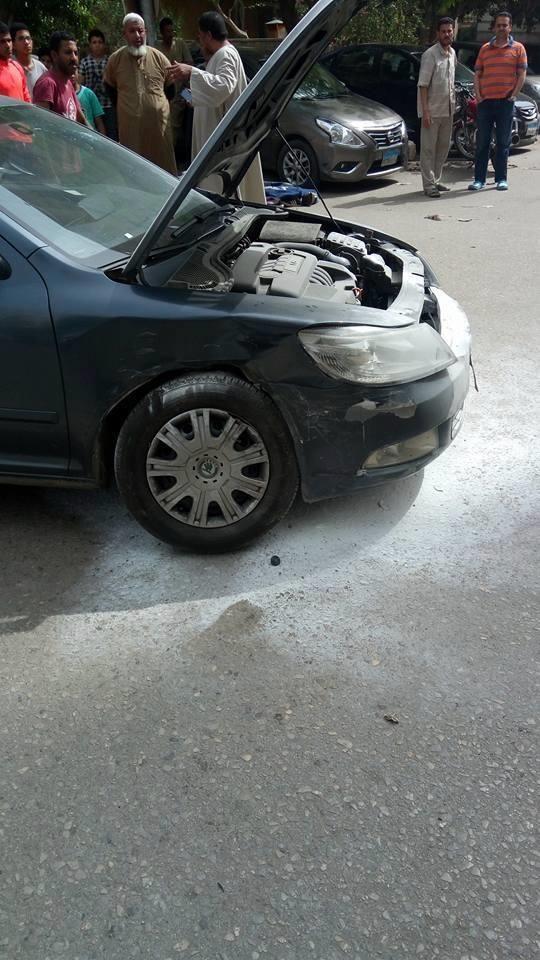 حادث تصاد