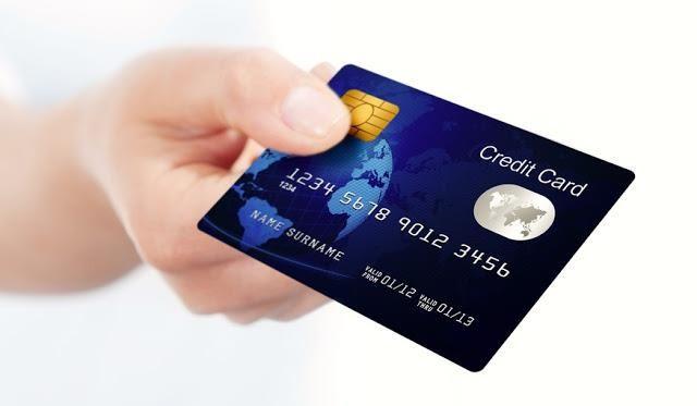 بطاقة ائتمان افتراضية