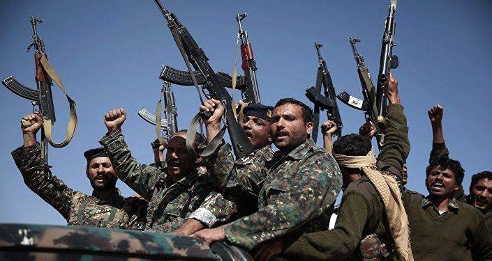 مسلحو جماعة أنصار الله في اليمن