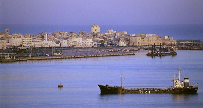 ليبيا. مدينة طرابلس