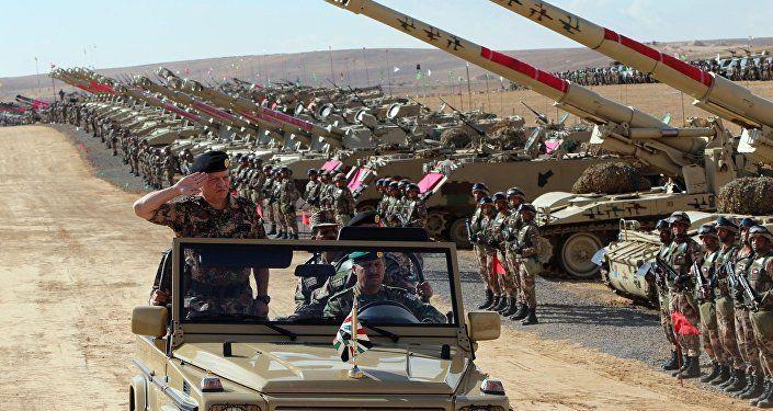 الجيش الأردني يستعد لمناورات الأسد المتأهب 2016
