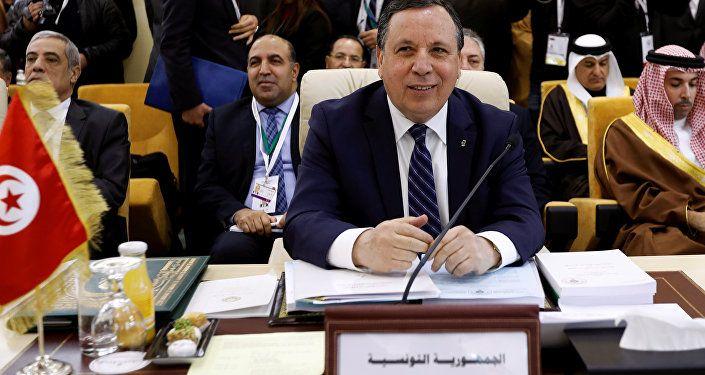 وزير الخارجية التونسي، خميس الجهيناوي