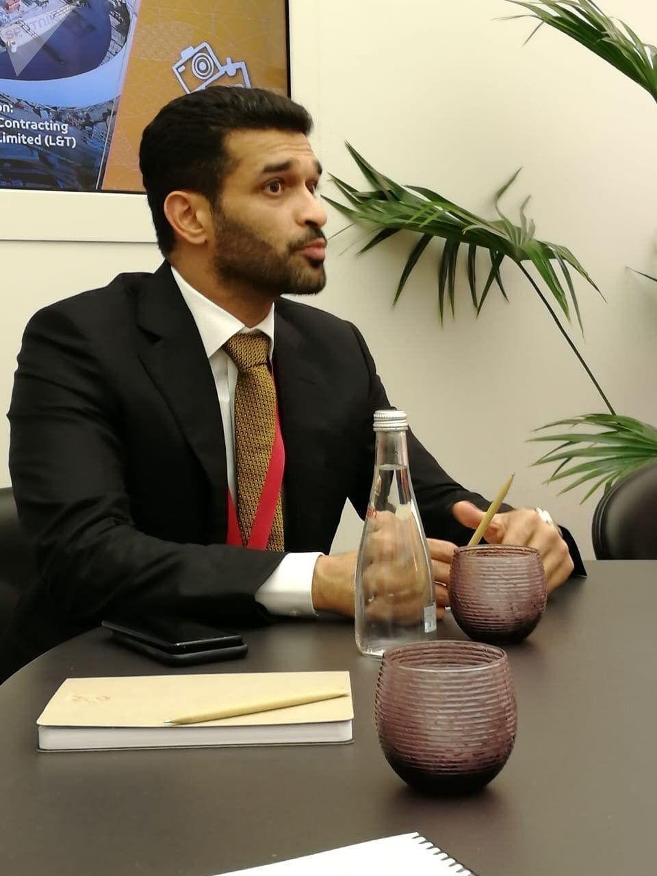 حسن الذوادي الأمين العام للجنة العليا للمشاريع والإرث في قطر